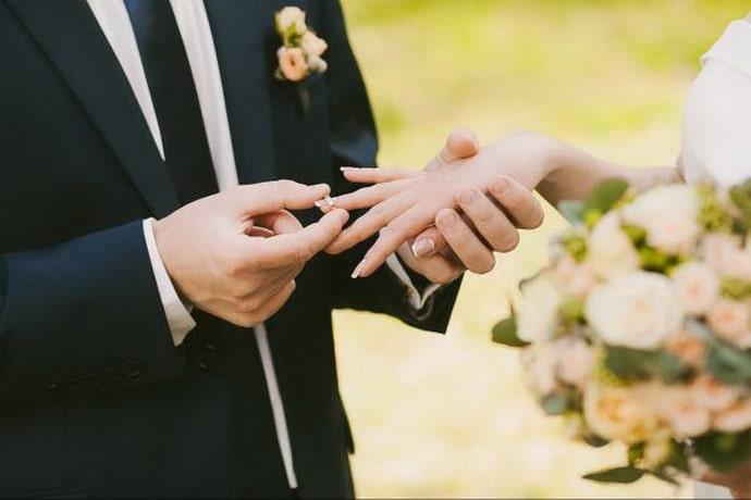 دفتر محضر عقد عروسی