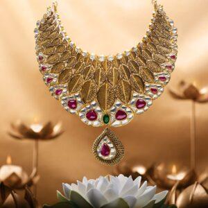 ست طلای عروس | قیمت ست جواهر عروس
